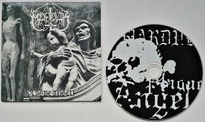 MARDUK Plague Angel  CD Promo Death Thrash Black Metal Immortal Throne Mayhem