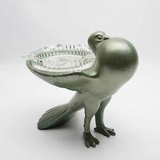 Vintage Art Deco Pigeon Ashtray Paper Clip Tray