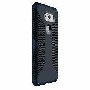 Speck Presidio Grip LG V30 Eclipse Blue Carbon Black