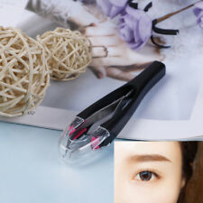 1Pc Matically retractable non-slip cosmetic eyebrow tweezers hair removal toJCA