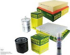MANN-FILTER + LIQUI MOLY Klima-Anlagen-Reiniger für VW Golf III Vento Variant