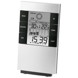 Hama digitales Thermometer / Hygrometer TH-200 87682