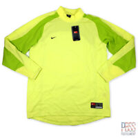 NWT Nike Dri-Fit Mens L Long Sleeve Polyester Pullover Regular Fit Green