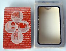 VINTAGE SEARS ELECTRONIC AIR CLEANERS PLAYING CARD DECK SEALED W/BOX