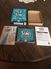 Sims Unleashed Expansion Pack Win 95 98 XP Cib PC3