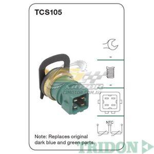 TRIDON COOLANT SENSOR FOR Audi A4 10/96-03/98 2.6L(ABC) SOHC 12V(Petrol)