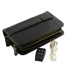 Purse Hidden Camera Bag Spy Wallet Motion Detect Remote HD Mini DVR Video  720p