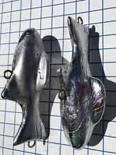 2 Downrigger Fish Weights, 8 lb