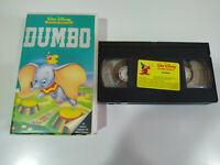 DUMBO LOS CLASICOS DE  Walt Disney - VHS Cinta Castellano