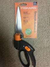 Fiskars Shear Ease 360 Degree Rotating Blade Head Grass Shears Model 9214