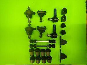 1958 1959 1960 1961 1962 Chevrolet front suspension rebuild suspension kit