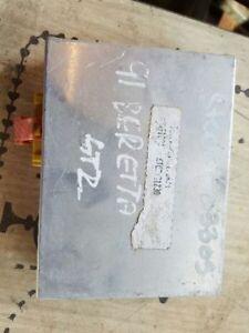 CHASSIS ECM AIR BAG 1228874 90-94 METRO