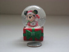 COLLECTIBLE 2013 DISNEY JCPENNEY SNOW GLOBE CHRISTMAS BLACK FRIDAY MICKEY MOUSE