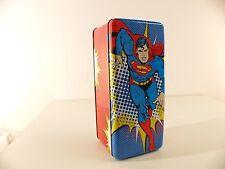 Boîte Délichoc • Superman • 23 x 9,5 x 9,5 cm •