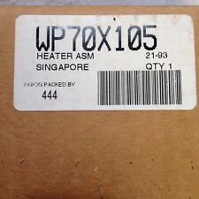 NEW GE ZONELINE AIR CONDITIONER HEATING ELEMENT ASM. WP70X105