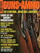 Guns & Ammo 1971 Issue - April ONLY (1 Issue)
