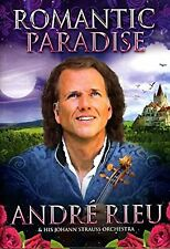Romantic Paradise [DVD], Andre Rieu, Used; Very Good DVD