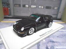 PORSCHE 911 993 Carrera RS schwarz black 1995 Spark Resin Highenddetail lim 1:43
