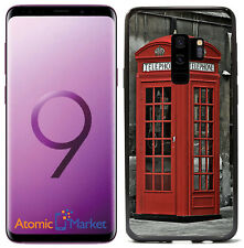 British Telephone Booth For Samsung Galaxy S9 2018 Case Cover