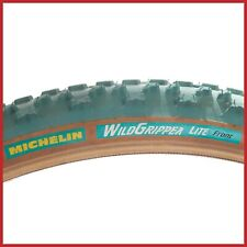 NOS MICHELIN WILD GRIPPER LITE FRONT MTB VINTAGE 26 1.95 TYRE WILDGRIPPER 47 559