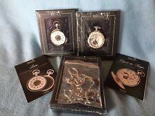 """The Heritage Colletion 2 Uhren """"Loire"""" u. """"Esprit du Temps"""" mit Ketten und Doku"""