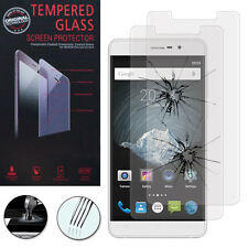 2X Safety Glass for Cubot Z100 Genuine Screen Protector