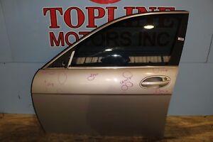 02 03 04 05 BMW 745I DRIVER/LEFT FRONT DOOR OEM
