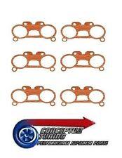 Complete Set 6 x Throttle Body Gaskets- For R34 GTR Skyline RB26DETT Turbo