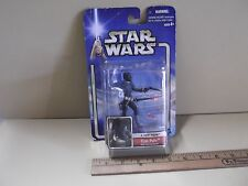 "Star Wars A New Hope Djas Puhr 4""in Figure Alien Bounty Hunter Hasbro 2002"