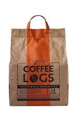 bio-bean CL16 Coffee Logs - Pack of 16