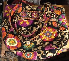 Vera Bradley Suzani Floral Print Tote Bag