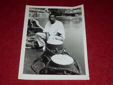 [AFRIQUE PHOTOGRAPHIE] THOMAS VIEIRA MARIO (MOZAMBIQUE) PHOTO D.CHAPUT Vintage