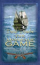 DAVID DONACHIE __ THE ADMIRAL'S GAME _ ADMIRALS __ BRAND NEW _  FREEPOST uk