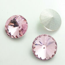 Wholesale XILION ELEMENTS Crystal Rivoli glass round Beads 6/8/10/12/14/16/18mm