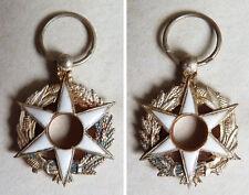 Médaille réduction Mérite Agricole émail 19e siècle miniature