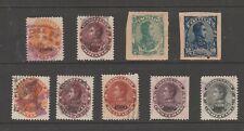 Venezuela Revenue Fiscal - interesting lot Stamp 11-26-20-