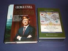 Teaching Co Great Courses CDs       CIVIL LIBERTIES  BILL OF RIGHTS  new + BONUS