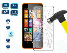 Genuine Real Tempered Glass Screen Protector For Nokia Lumia 730 735 RM-1040 UK