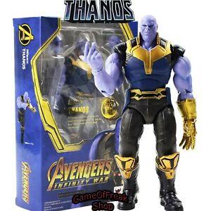 FIGURA THANOS 19 cm AVENGERS Marvel with box Figurine