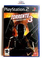 Torrente 3 El Protector PS2 SPA Nuevo New Precintado Playstation Videojuego