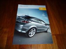 Opel Astra GTC Prospekt 07/2005