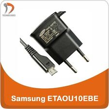 SAMSUNG ETAOU10EBE Chargeur Oplader charger B5330 Galaxy Chat B5510 Galaxy Y Pro