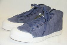 SPRING COURT Men's B1 Organic Blue / Off White Denim Sneakers Shoes US 10 / 43