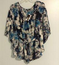 Premise Studio Kimono Shirt Sz S New
