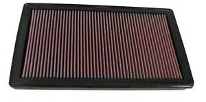 K&N PANEL FILTER for Mazda RX8 2003-ON RYCO A1574 RX-8 KN 33-2284