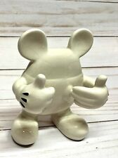 Disney China Mickey Mouse Toothbrush Holder Holds 2 Toothbrushes Please Read!