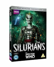 DOCTOR WHO - THE MONSTER COLLECTION - SILURIANS - DVD - REGION 2 UK