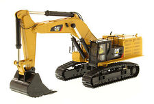 DieCast Masters Caterpillar 390F Hydraulic Excavator NEW 1:50 85284 Metal Tracks