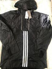 Small Adidas Jacket Black