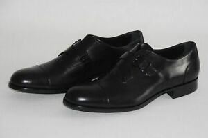 HUGO BOSS Business Shoes, Model Monumental_Monk_ctsr ,Size 44 / US 11, Black
